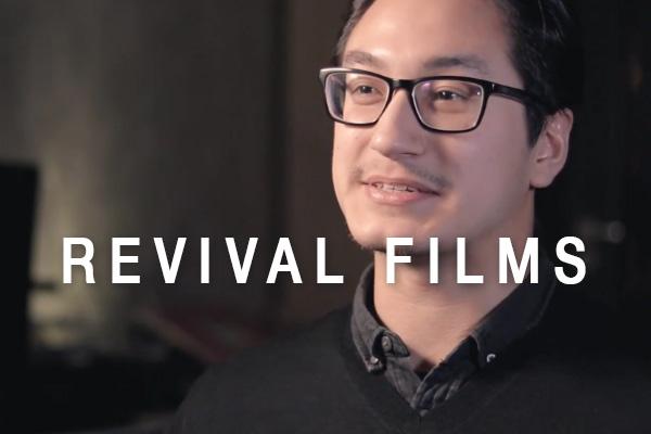 Revival films Rotterdam
